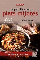 Plats mijotés [EDITION EN GROS CARACTERES